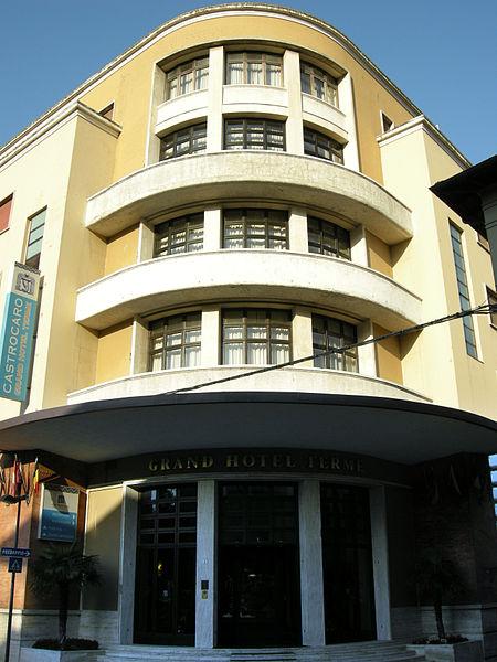 Grand Hotel Terme Trieste And Victoria Abano Terme Padova