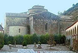 Catalonia-Santa Maria del Priorat, Castellfollit de Riubregós.jpg