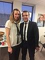 Caterina Avanza con Emmanuel Macron.jpg