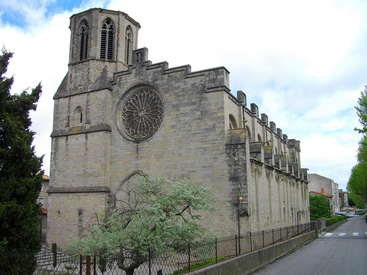 Image illustrative de l'article Cathédrale Saint-Michel de Carcassonne