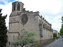 Carcassonne Cathedral Wikivisually