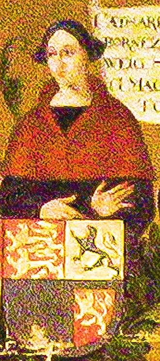 Catherine Elisabeth of Brunswick-Lüneburg - Image: Catharina of Brunswick