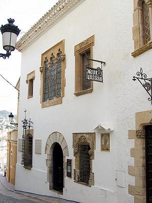 Cau Ferrat Museum - Façade of Cau Ferrat