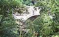 Causey Arch through the trees - geograph.org.uk - 334478.jpg
