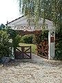 Cavpona Caesar Wine Bar, gate, 2018 Balatonlelle.jpg