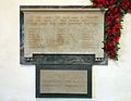 Caythorpe St Vincent - Memorial - World Wars.jpg