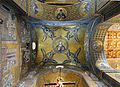 Ceiling of left chapel in Cathedral (Monreale) - Mosaic of Christ Pantocrator,large view.jpg