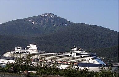 Celebrity Infinity in Juneau, Alaska.jpg