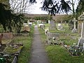 Cemetery, Lynsted village - geograph.org.uk - 676295.jpg