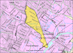 Census Bureau map of Rutherford, New Jersey.png