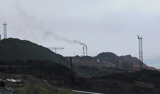 Central tèrmica de Barentsburg