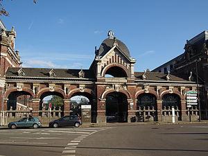 Roubaix - Image: Centre médical Barbieux