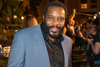 Chad Coleman - Coleman at a 2013 Walking Dead event