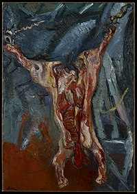 Chaim Soutine - Carcass of Beef - 57.12 - Minneapolis Institute of Arts.jpg