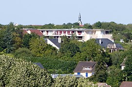 Champhol wikimonde for 9 jardin fatima bedar saint denis
