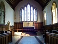 Chancel, St Mary and St Bartholomew, Cranborne - geograph.org.uk - 695369.jpg