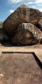 Chandragiri-cave shrine inscription.jpg