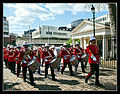 Changing of the Guard - Royal Gibraltar Regiment marching in London.jpg