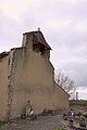 Chapelle Saint-Michel-de-Vicnau - Façade ouest.jpg