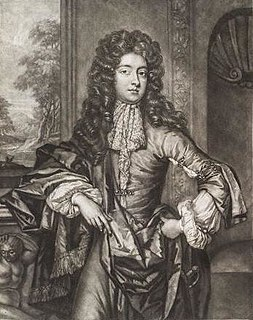 Charles FitzCharles, 1st Earl of Plymouth English noble