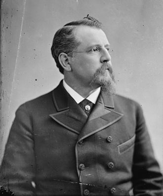 52nd United States Congress - President pro tempore Charles F. Manderson