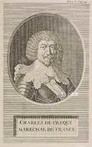Charles de Blanchefort - Charles de Blanchefort