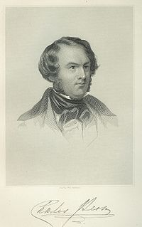 Charles Lever Irish writer