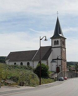 Charmois-devant-Bruyères, Église Sainte-Gébétrude.jpg