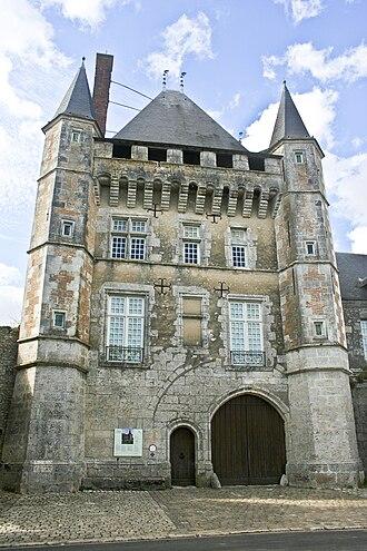 Château de Talcy - Central Tower