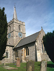 Chesham St Marys Church 2
