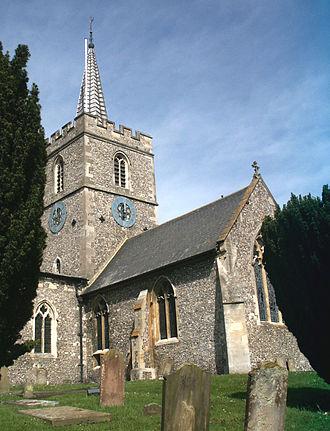 Chesham - St Mary's Church