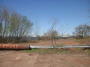 Chester-Bridgeport Ferry site.jpg