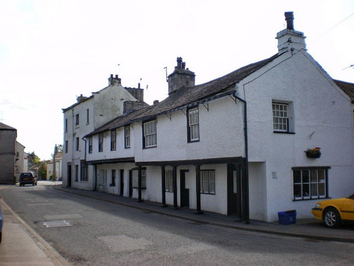 Chester Terrace, Main Street - geograph.org.uk - 1306486.jpg