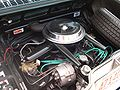Chevrolet Corvair two-carb engine.JPG
