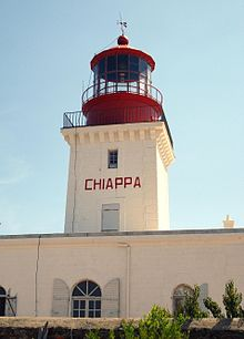 Image illustrative de l'article Phare de la Chiappa