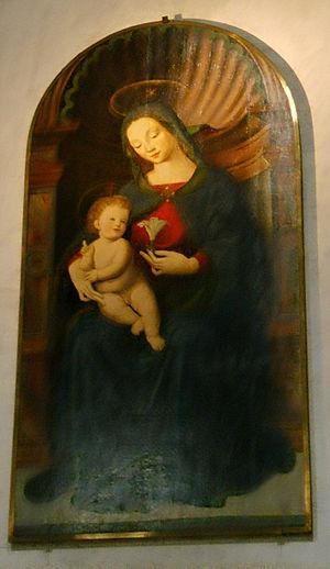San Giuseppe, Florence - Image: Chiesa di san giuseppe 3