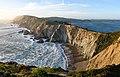 Chimney Rock Trail Point Reyes December 2016 panorama 1.jpg