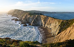 Chimney Rock Trail Point Reyes December 2016 panorama 1.jpg