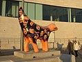 China Crisis superlambanana outside the Museum of Liverpool - geograph.org.uk - 2528512.jpg