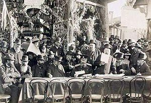 Agriculture in Moldova - Chișinău agricultural exhibition jury, 1889