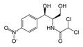 Chloramphenicol-2D-skeletal.png
