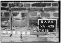 Christ Church (Episcopal), Columbus and Cameron Streets, Alexandria, Independent City, VA HABS VA,7-ALEX,2-4.tif