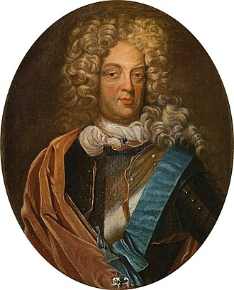 Christian Ernst, Margrave of Brandenburg-Bayreuth - Christian Ernst, Margrave of Brandenburg-Bayreuth