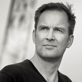 Christian Jungersen Danish novelist (born 1962)