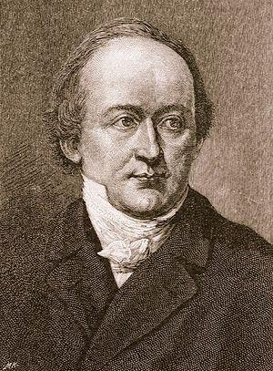 Christian Charles Josias von Bunsen - Image: Christian karl josias von bunsen