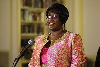 Christine Kaseba Zambian physician, surgeon and politician