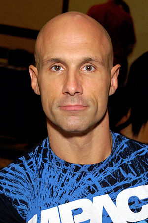 Christopher Daniels - Daniels in October 2011.