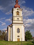 Church of Exaltation of Holy Cross (Choustníkovo Hradiště) 01.JPG