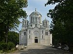 Church of St. George in Topola (by Pudelek).JPG