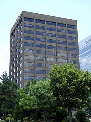 CIBC Tower, Windsor, ON Canada